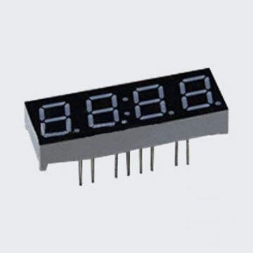 共阳极LED数码管