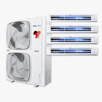 海尔中央空调安装