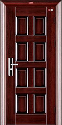 钢质防护入户门