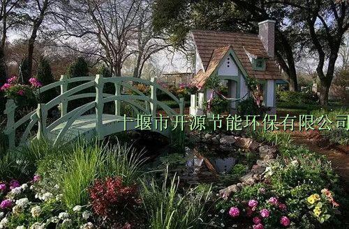 风景小木屋