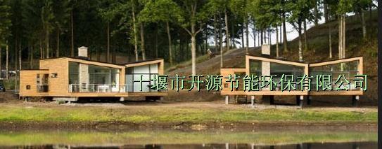 生态防腐木屋