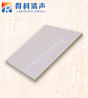 玻璃纤维穿孔复合板