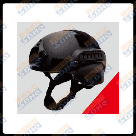 战术防弹盔