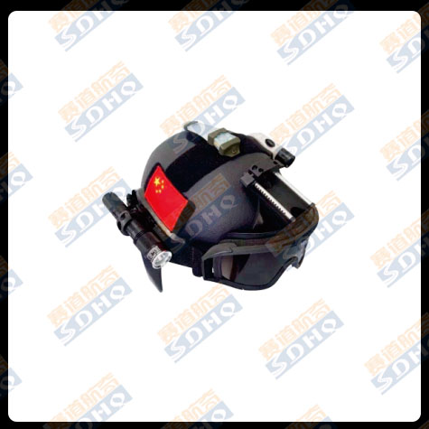 战术导轨防弹头盔