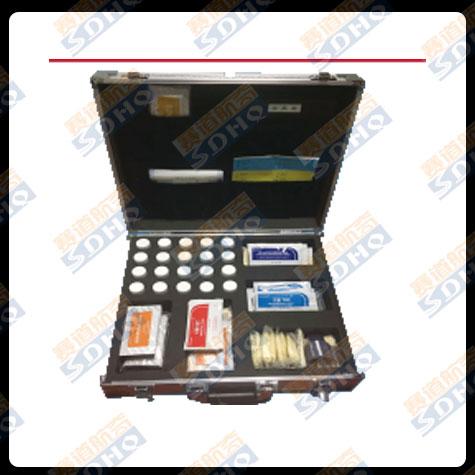 毒品现场检测箱