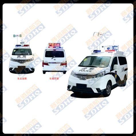 警用巡逻车