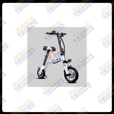 警用折叠自行车