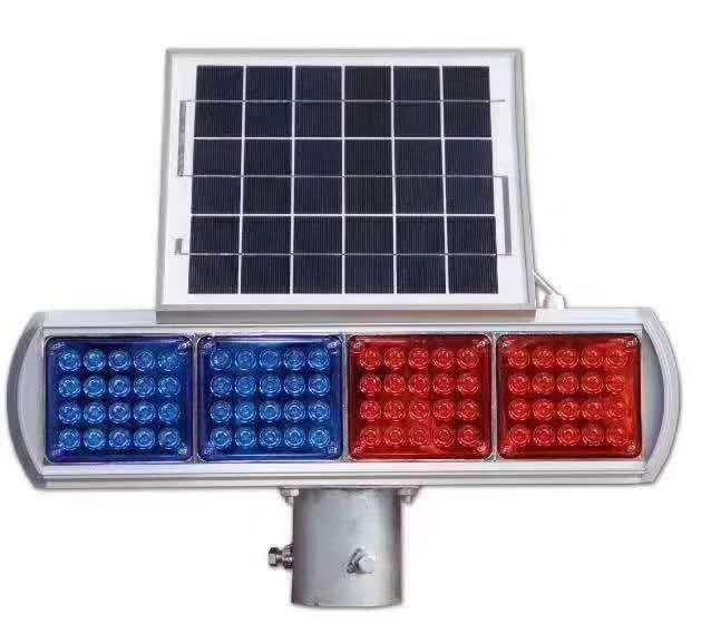 太阳能短排灯