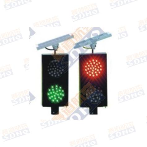 太阳能红绿灯(单面双灯)