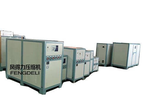 工業製冷機