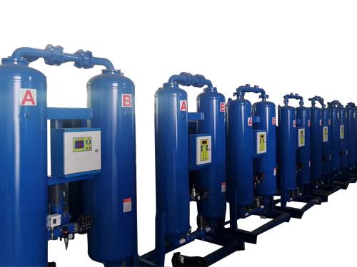 微熱型吸附式幹燥機