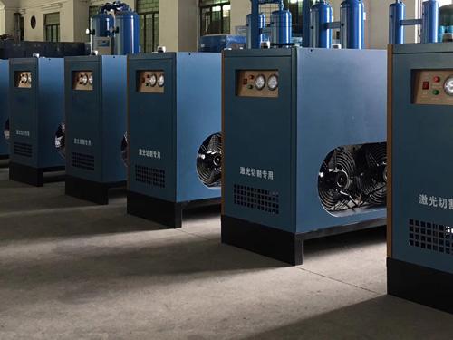 高壓冷凍式幹燥機