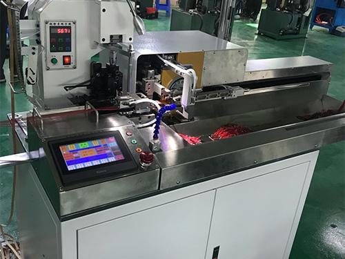 自动排线端子机