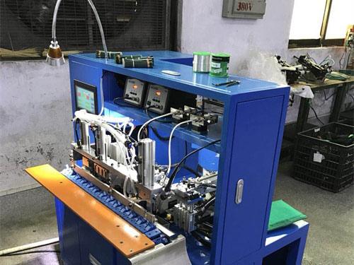 自动DC焊锡一体机