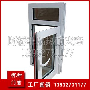 钢制耐火窗测试
