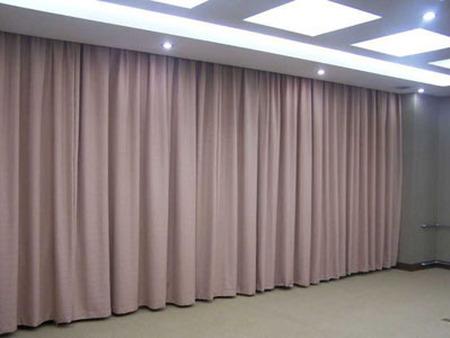 成都电动布艺窗帘