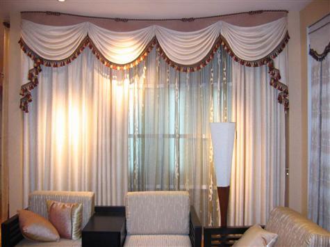 龙泉布艺窗帘
