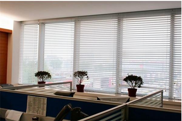 高新区办公窗帘