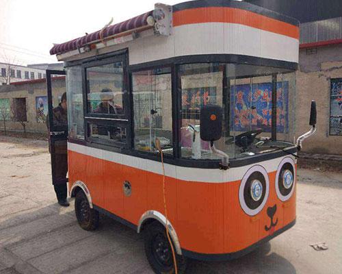 黑龙江小吃餐车