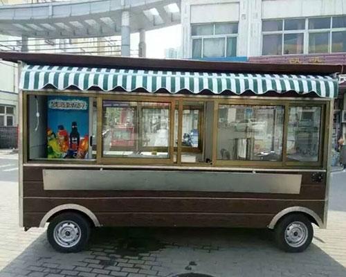 哈尔滨餐车