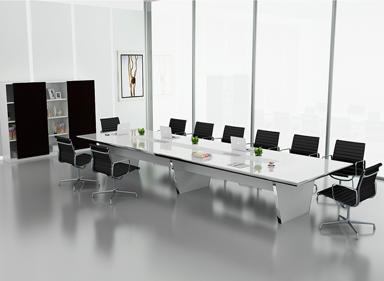 方形会议桌
