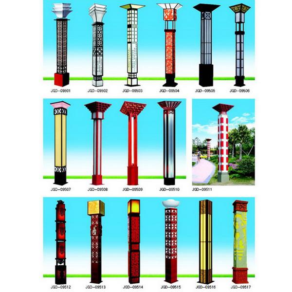貴州景觀燈設計