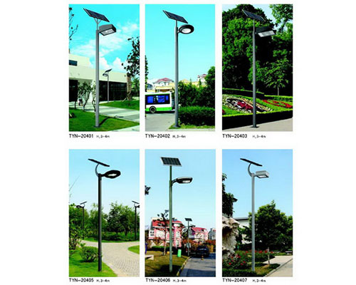 貴陽太陽能路燈