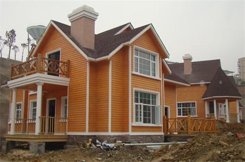 新葡��木屋别墅