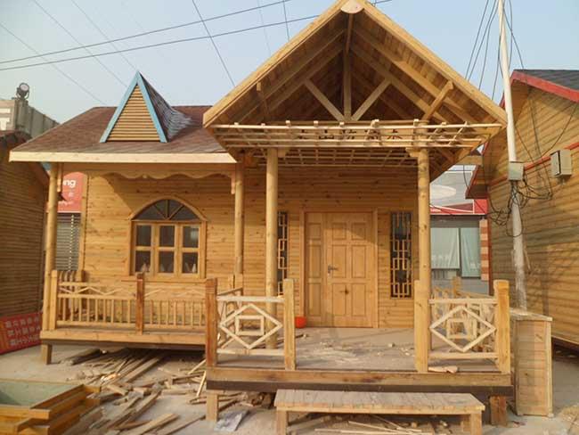澳门木屋制作