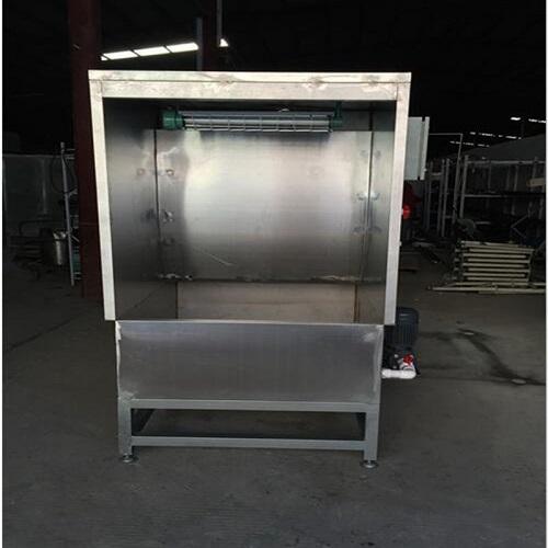 小型不銹鋼水簾柜