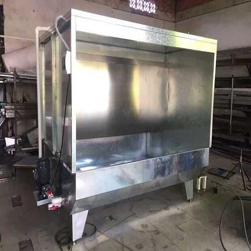 水簾噴漆柜