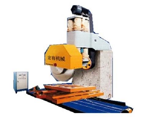 多片组合锯石机