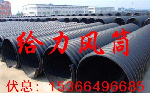 HDPE大口径双壁波纹管