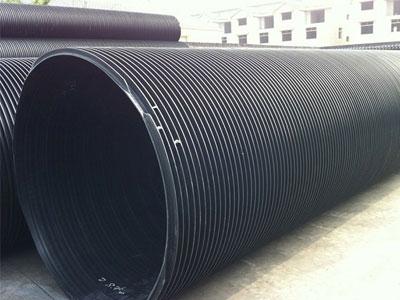 中空壁塑鋼纏繞管