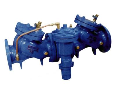 HS41X(A型)倒流防止器連體式