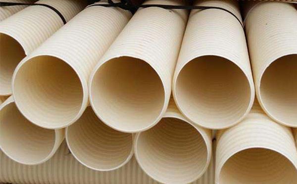PVC穿线波纹管