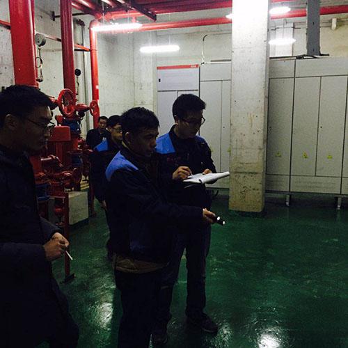 贵州消防工程检测
