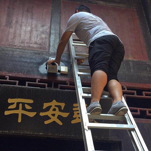 消防设施维修服务