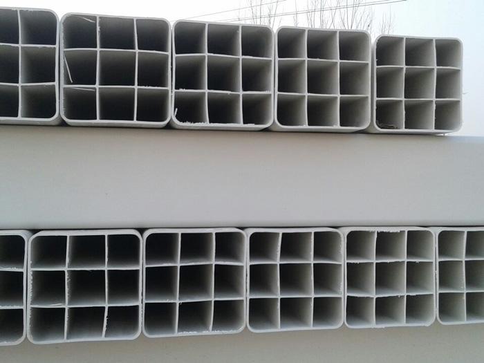 九孔格栅管