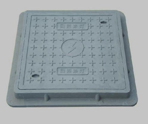 方形复合井盖