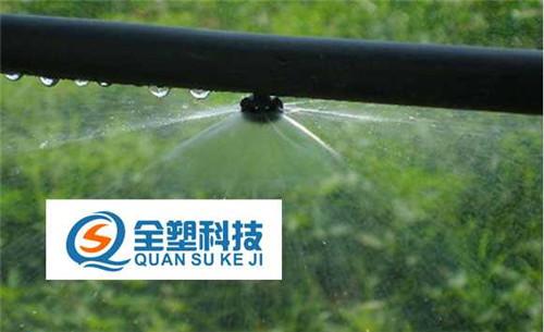 昆明PE农田灌溉管