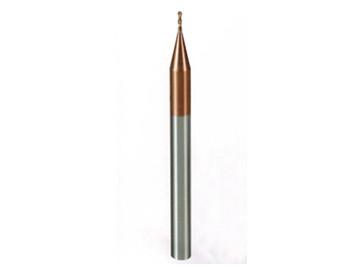 整体硬质合金微小径2刃铣刀