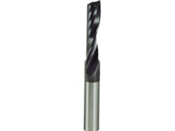 整体硬质合金单刃直柄立铣刀(标刃)