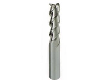 整体硬质合金三刃铝用立铣刀