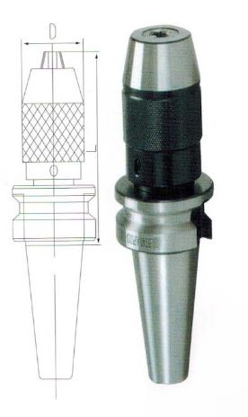 BT30,BT50套式扩孔钻、套式铰刀柄
