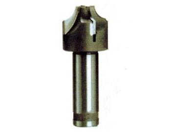 焊接式钨钢内R角铣刀4刃