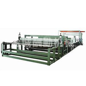 新型热熔胶复合机