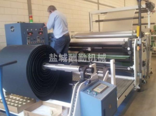 生产热熔胶复合机