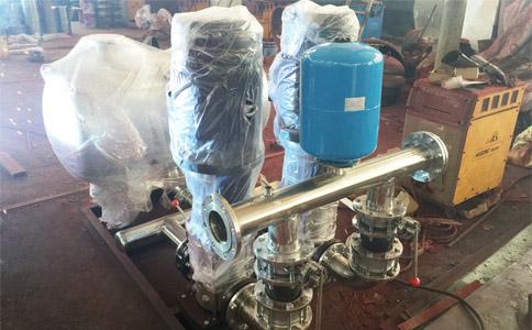 优质无负压变频供水配置