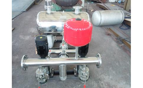 专业无负压变频供水设备